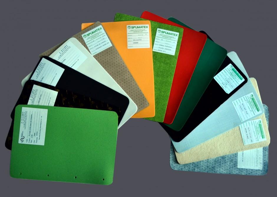 Cushion materials
